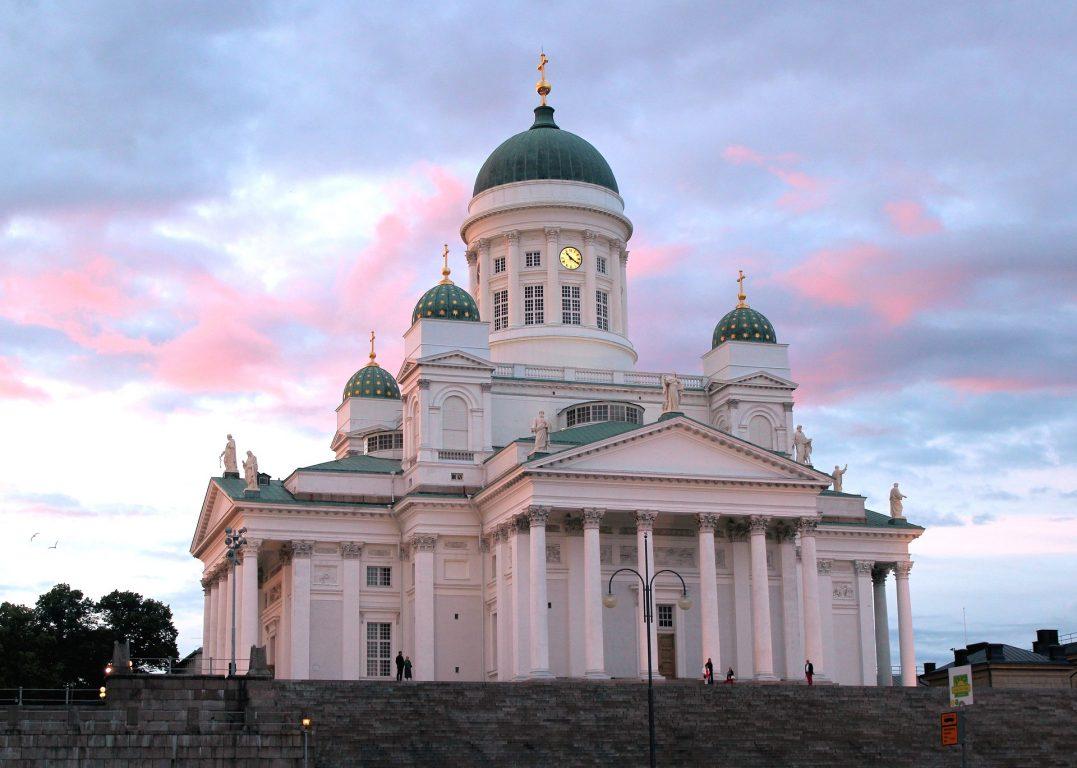 Helsingin Tuomiokirkko Häät
