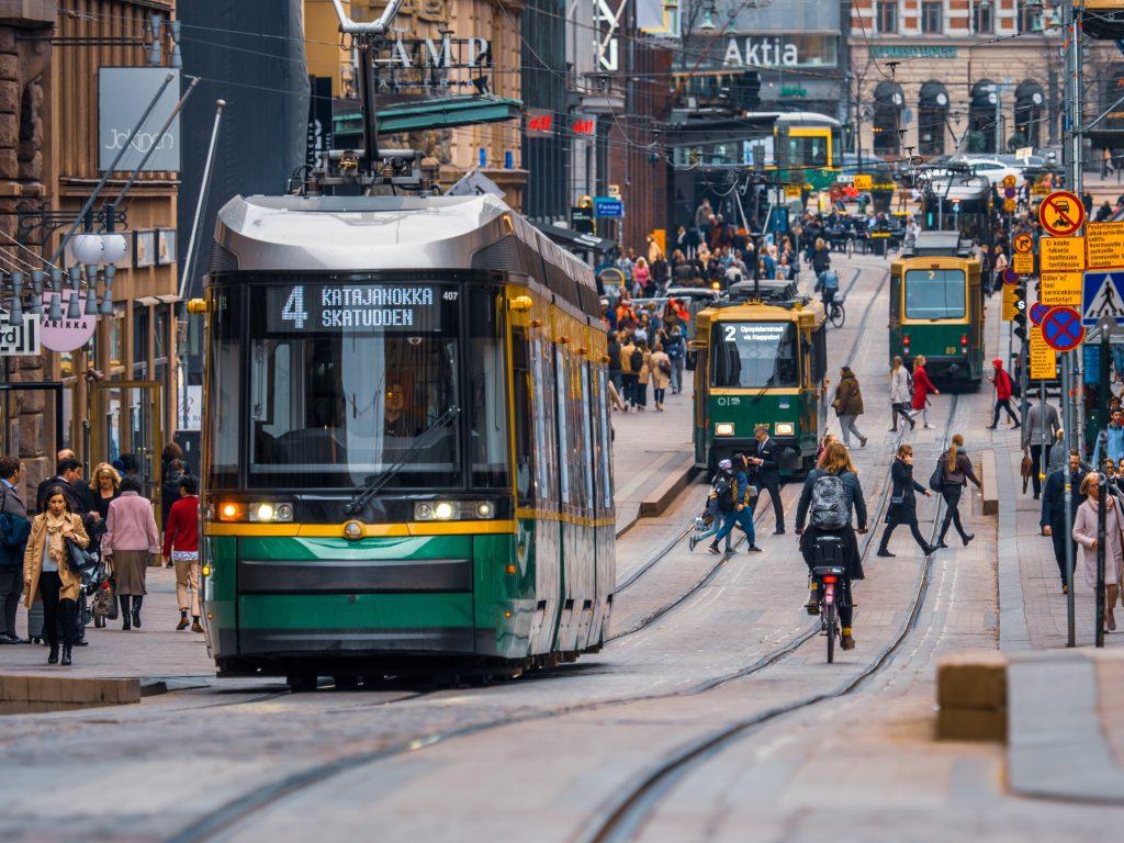 Julkinen Liikenne Helsinki