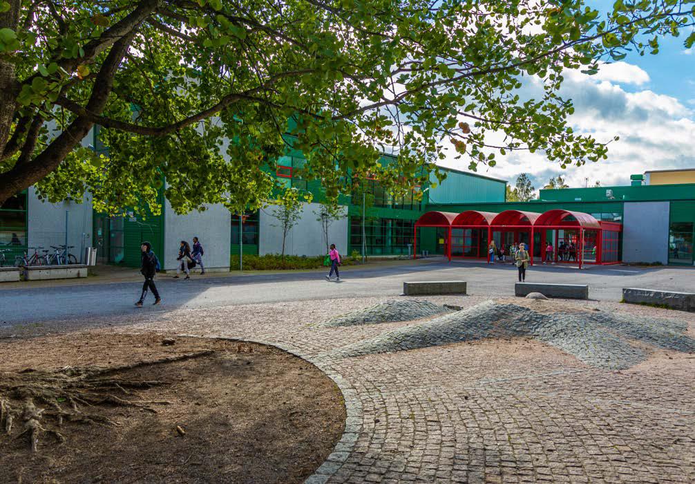 Vantaa Martinlaakso koulu