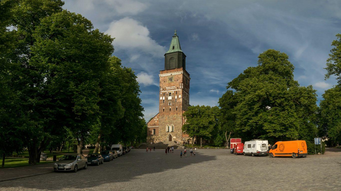 Pohjola Rakennus Turku