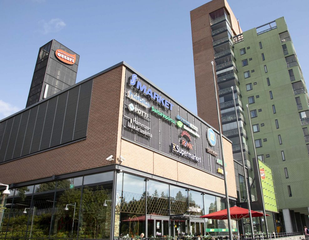 Martinlaakson ostoskeskus