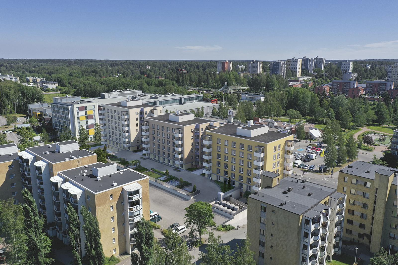 Kirjasto Koivukylä