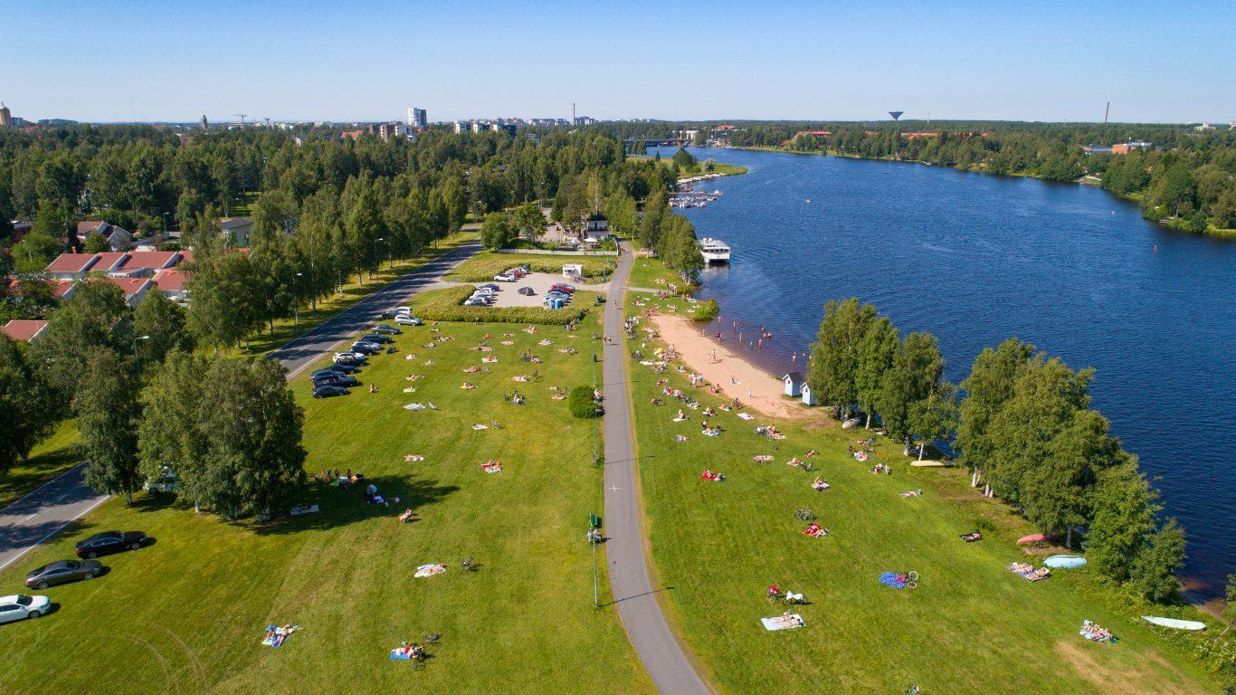 Värttö ja Oulujoki
